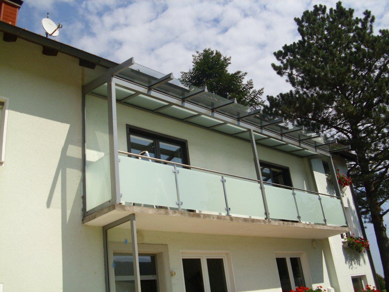 Balkonüberdachung Bilder