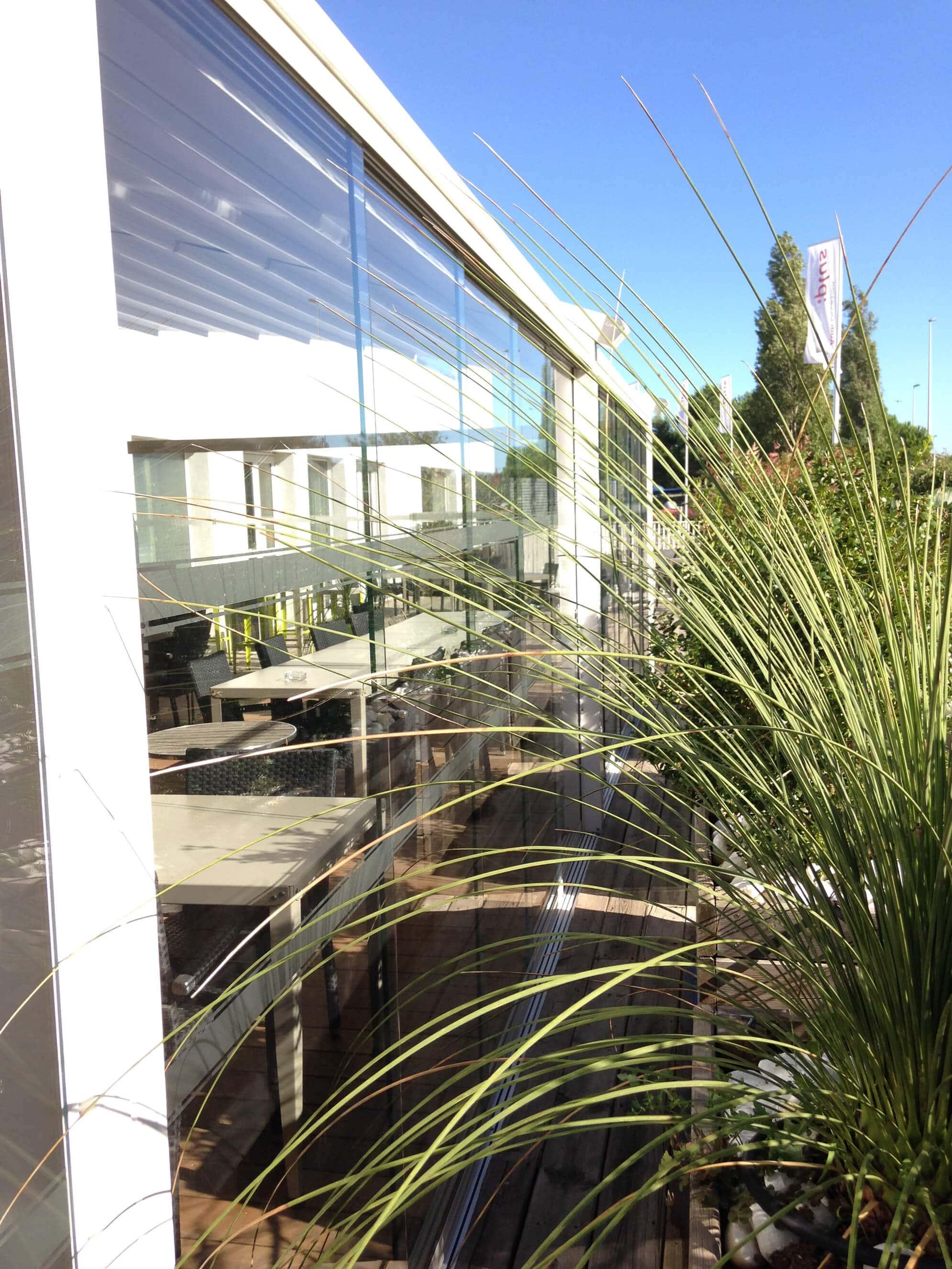Balkonverglasung Fassadenverglasung