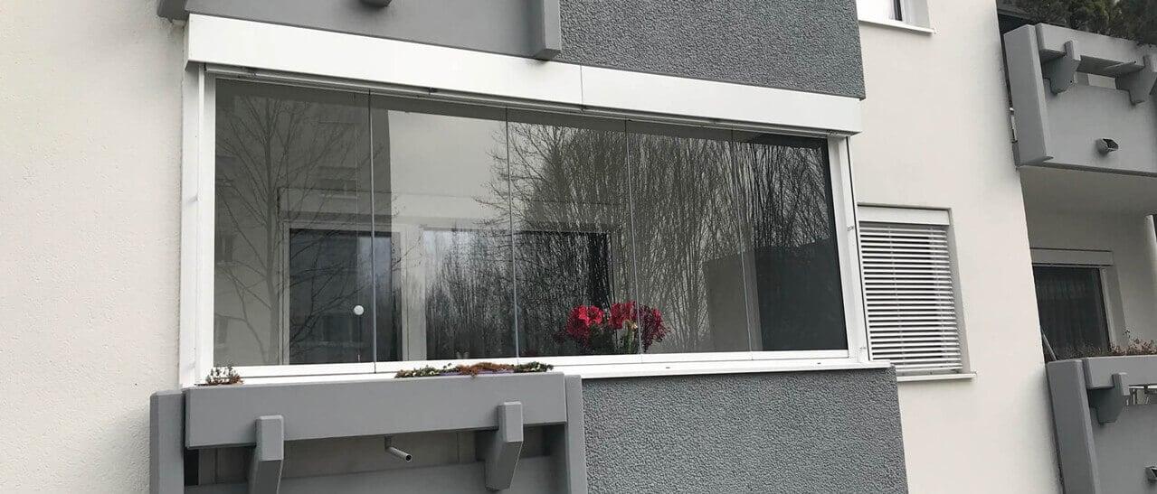 Balkonverglasungen Loggia