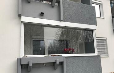 Balkonverglasungen Verglasungssysteme