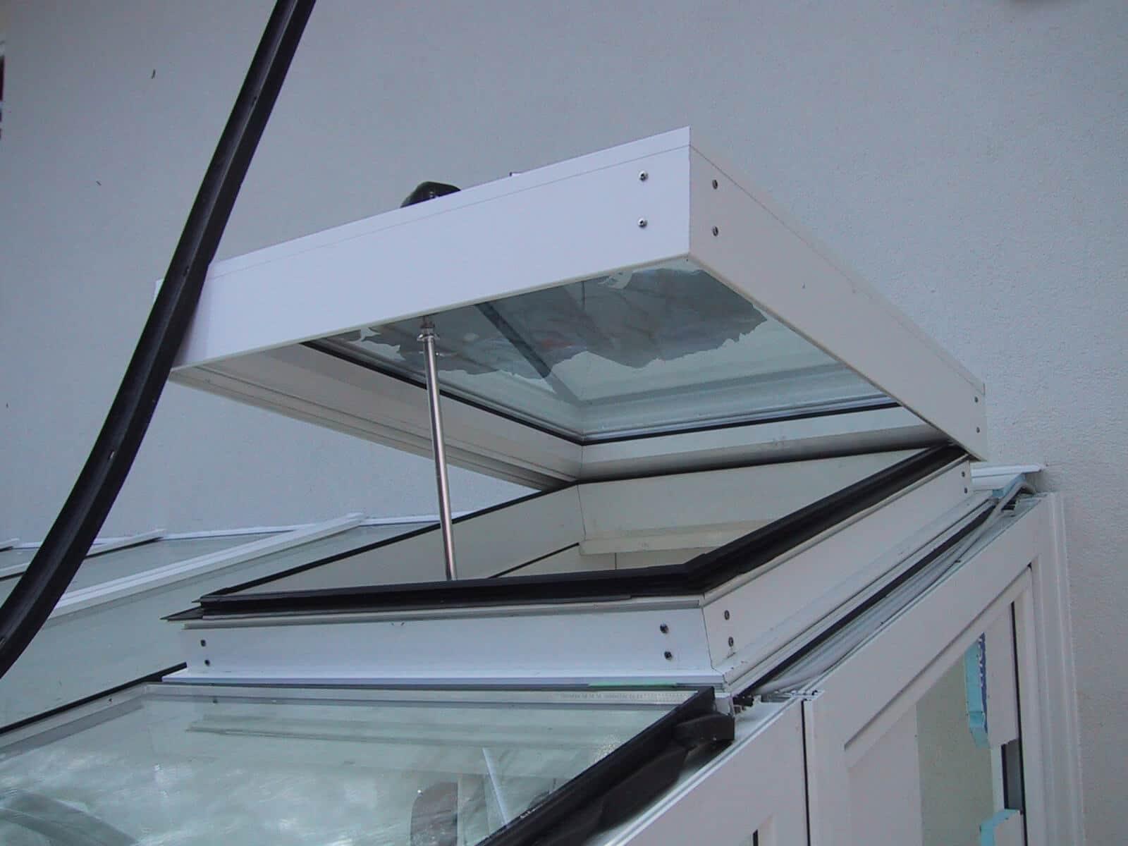 Dachflächen-Fenster für Wintergarten