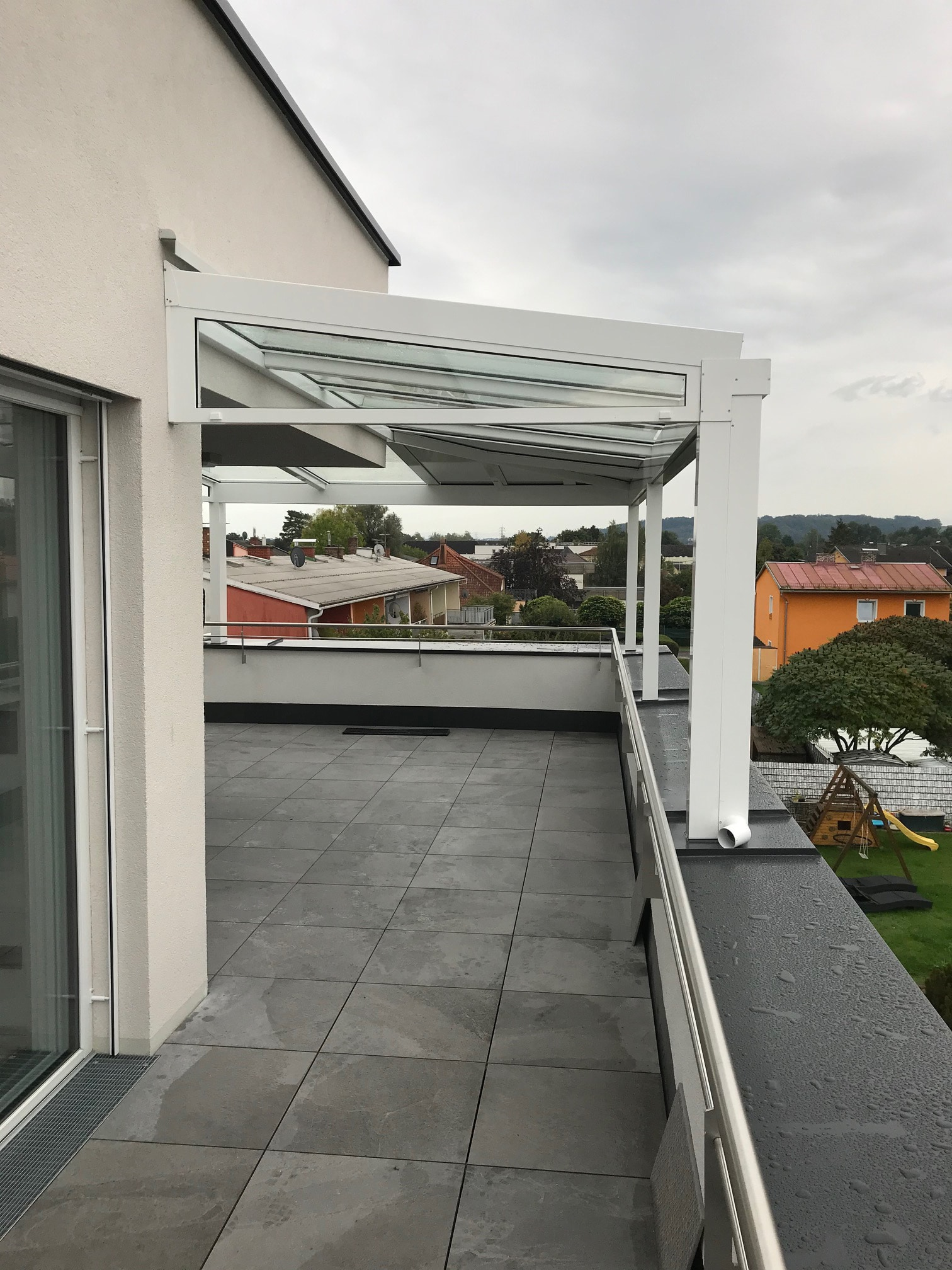 Dachgeschosswohnung in Pichling nähe Linz