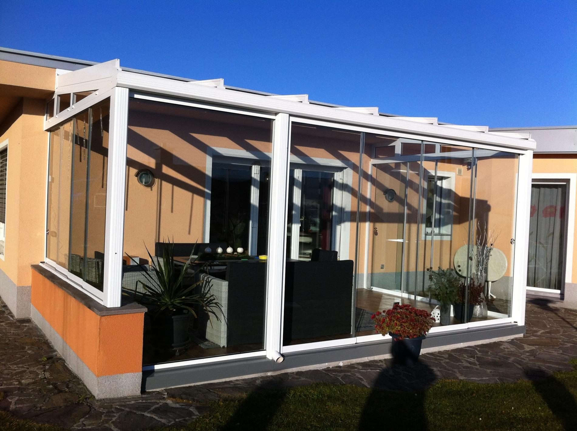 Falttüren Wintergarten falttüren für wintergarten die neuesten trends auf ihrer terrasse