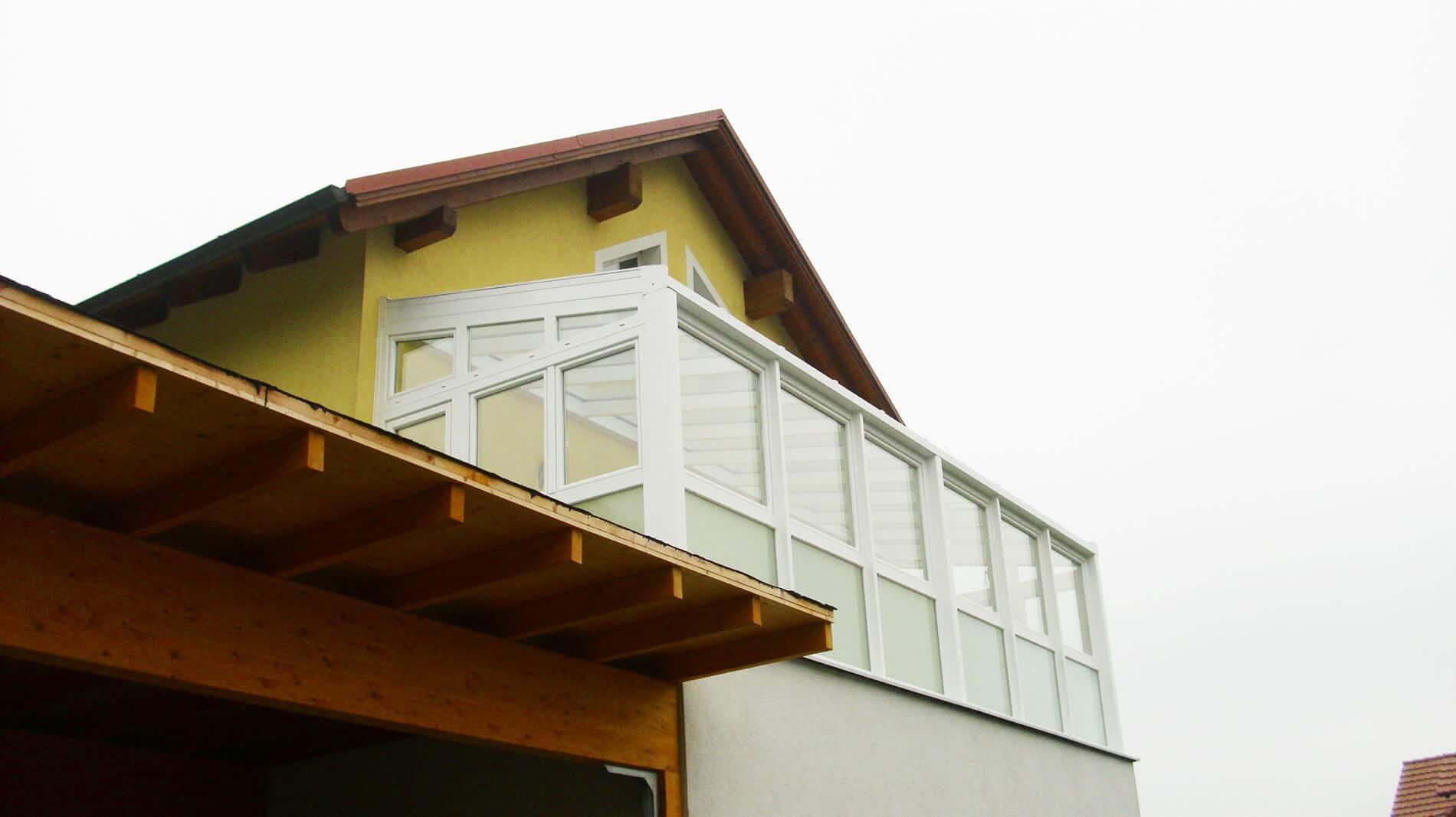 Fenster für Wintergarten