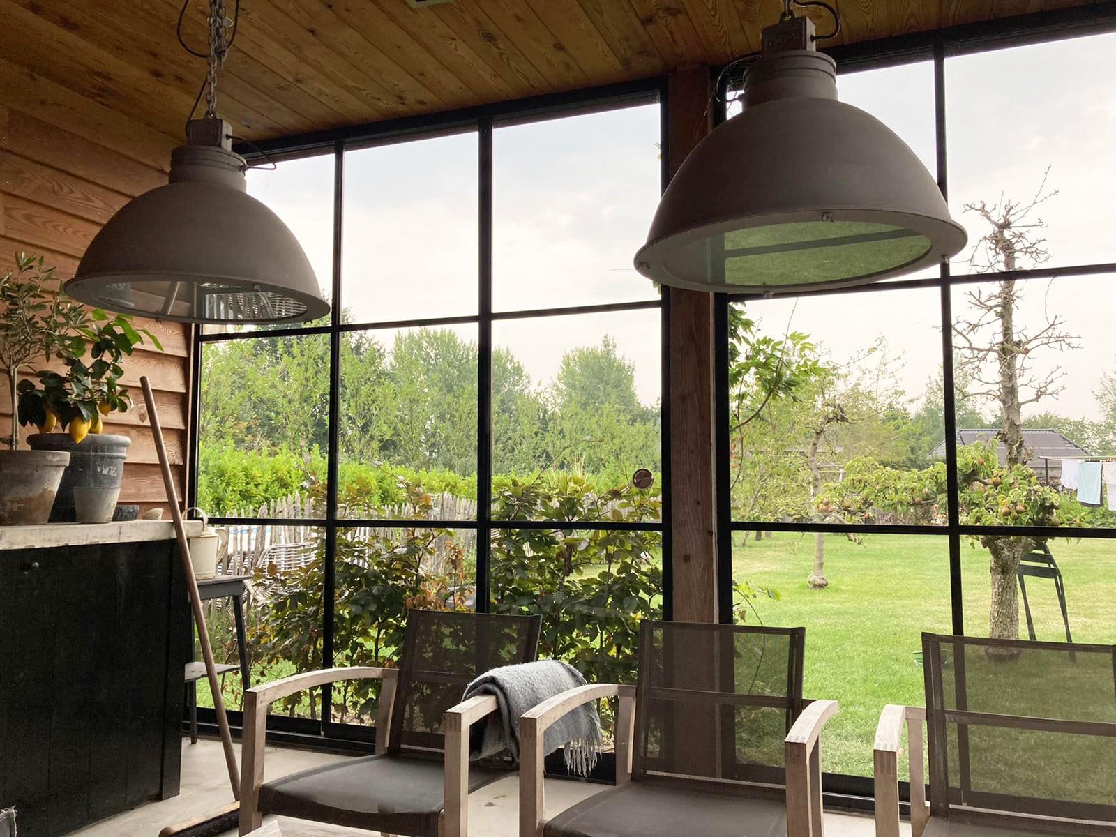 Gartenhaus Holz Schiebetür Sunflex