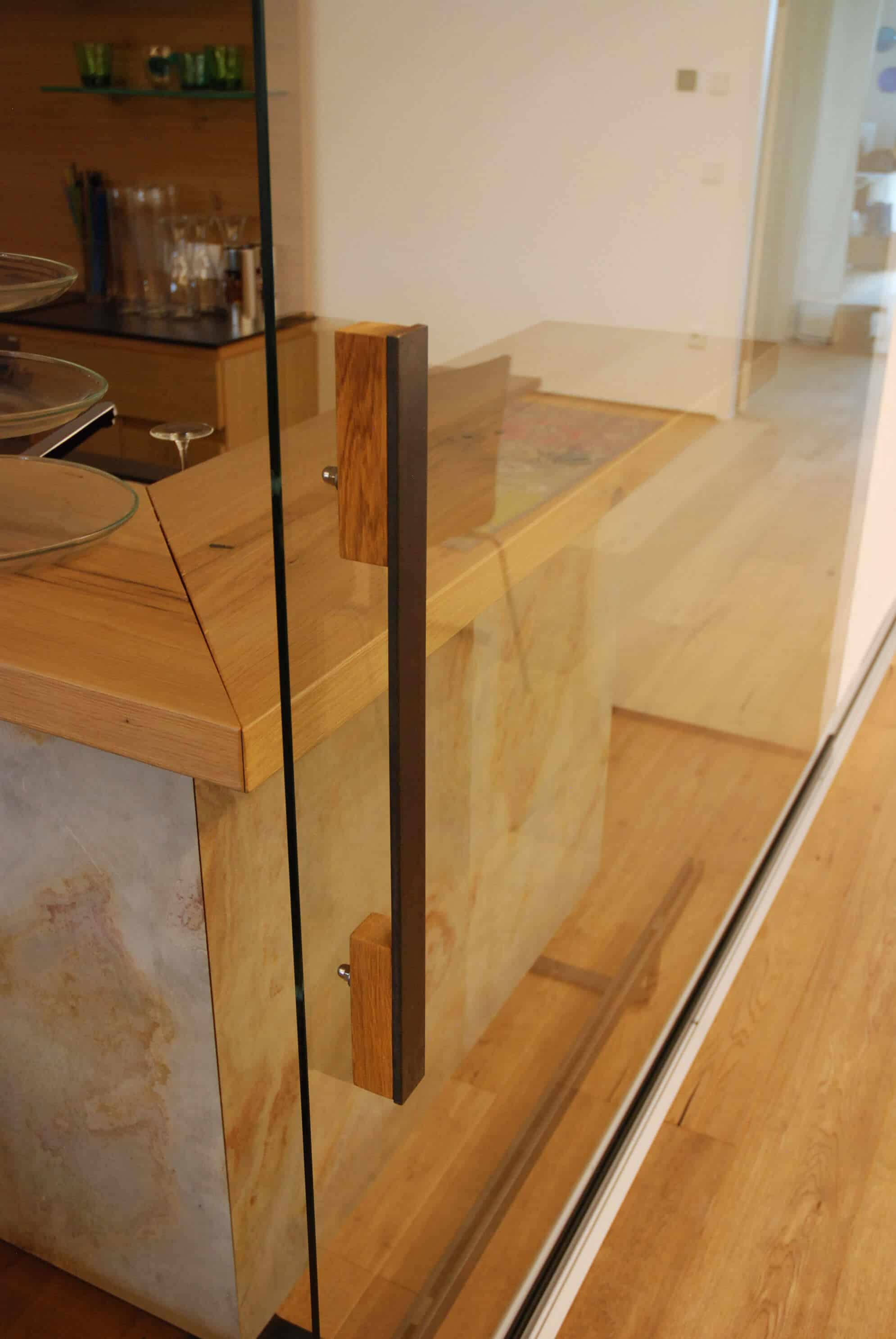 Glasschiebetüren für innen und außen