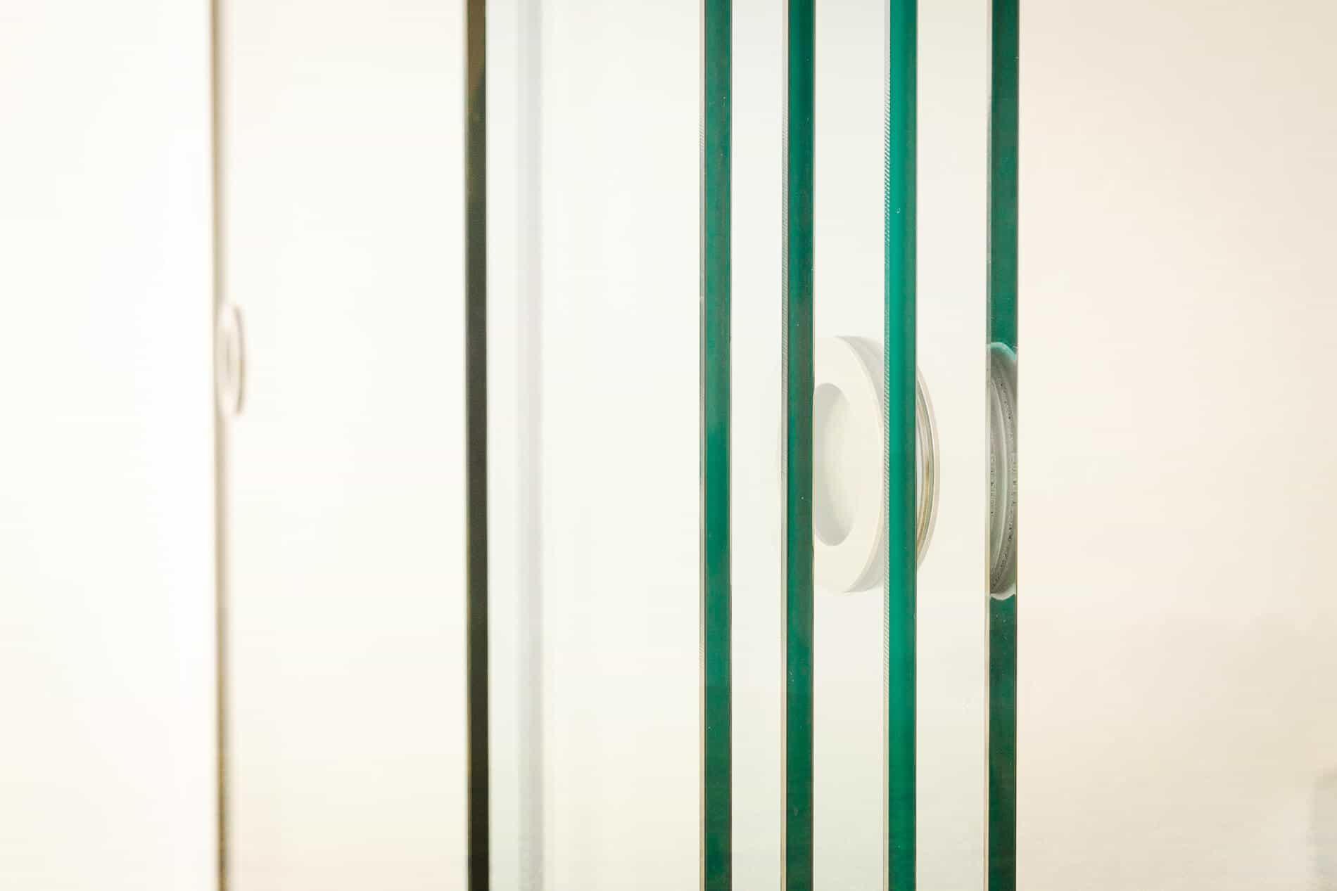 Glasschiebewand Funktion