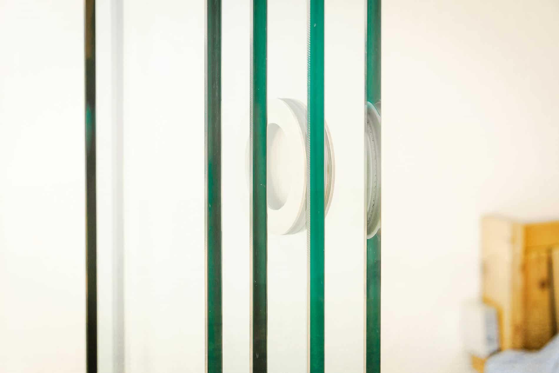 Glasschiebewand System von Sunflex