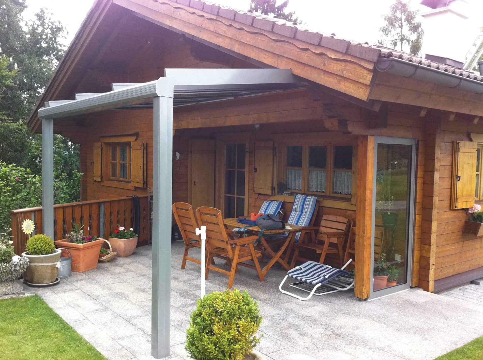 terrassendach aus aluminium und vsg glas terrassenverbau. Black Bedroom Furniture Sets. Home Design Ideas