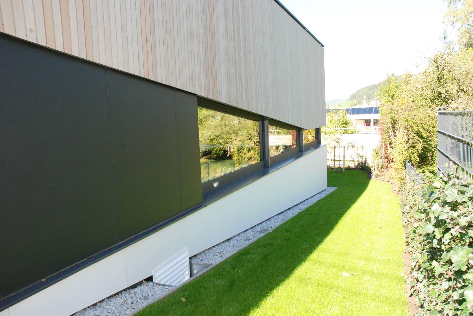 Große Aluminium Verglasungen in Oberösterreich