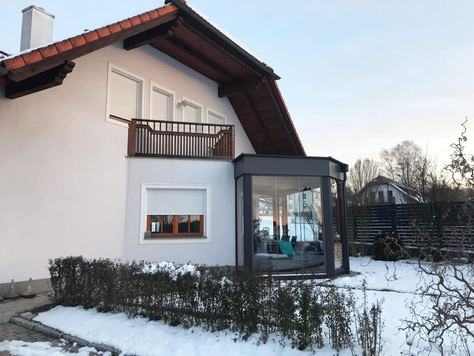 Kaltwintergärten Oberösterreich