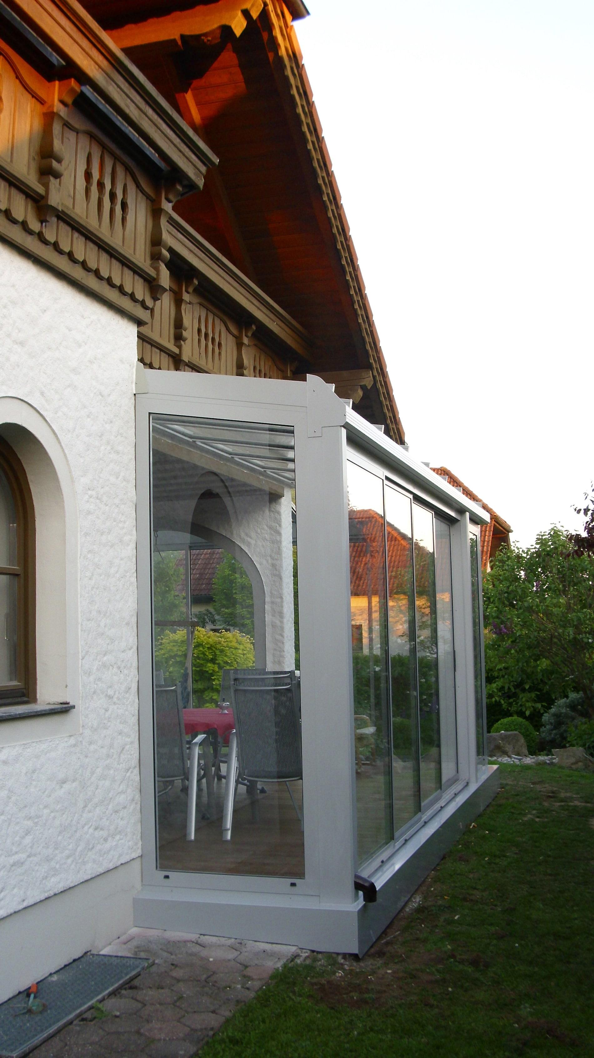GroB Kleiner Wintergarten