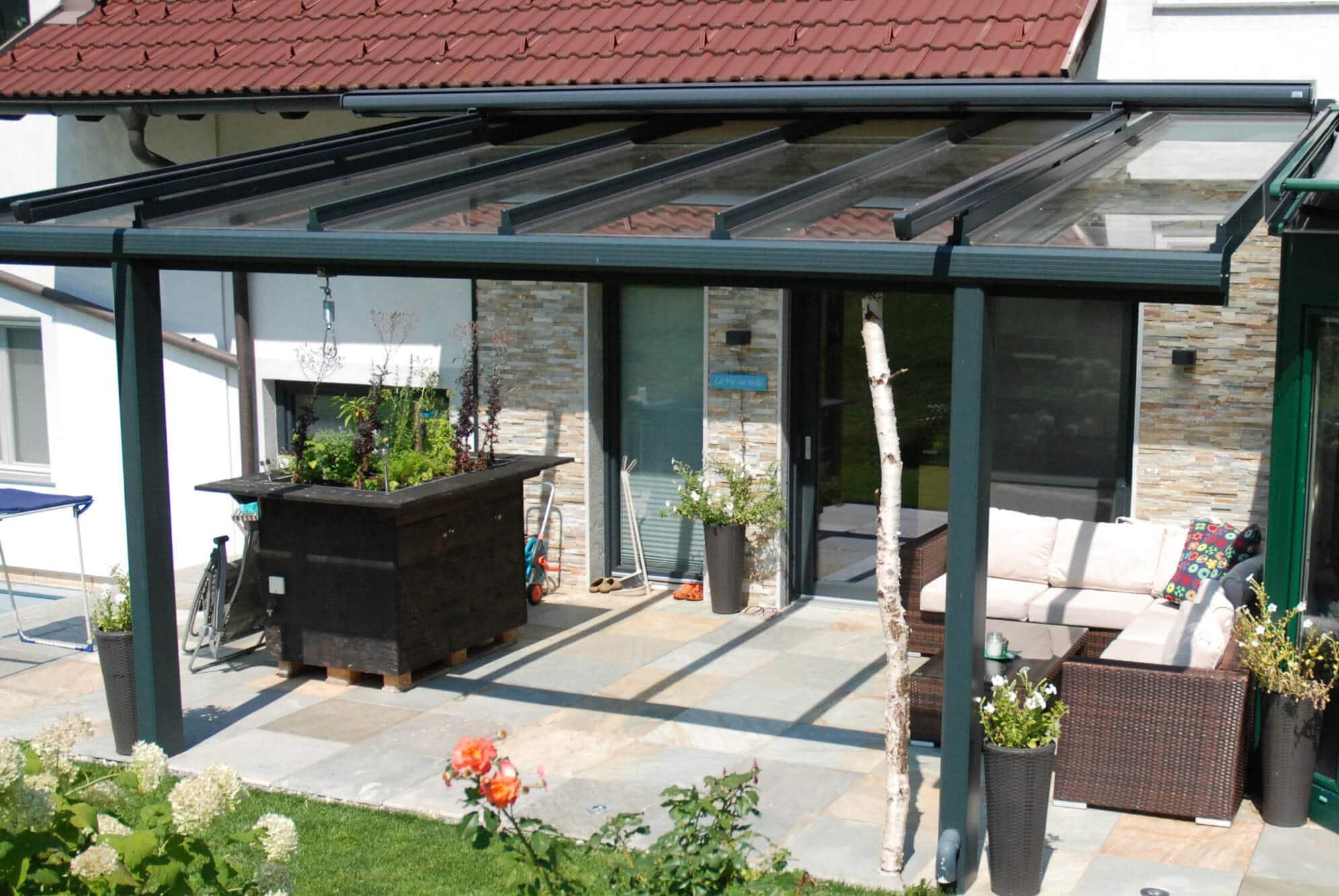 Kosten Preise Terrassendach