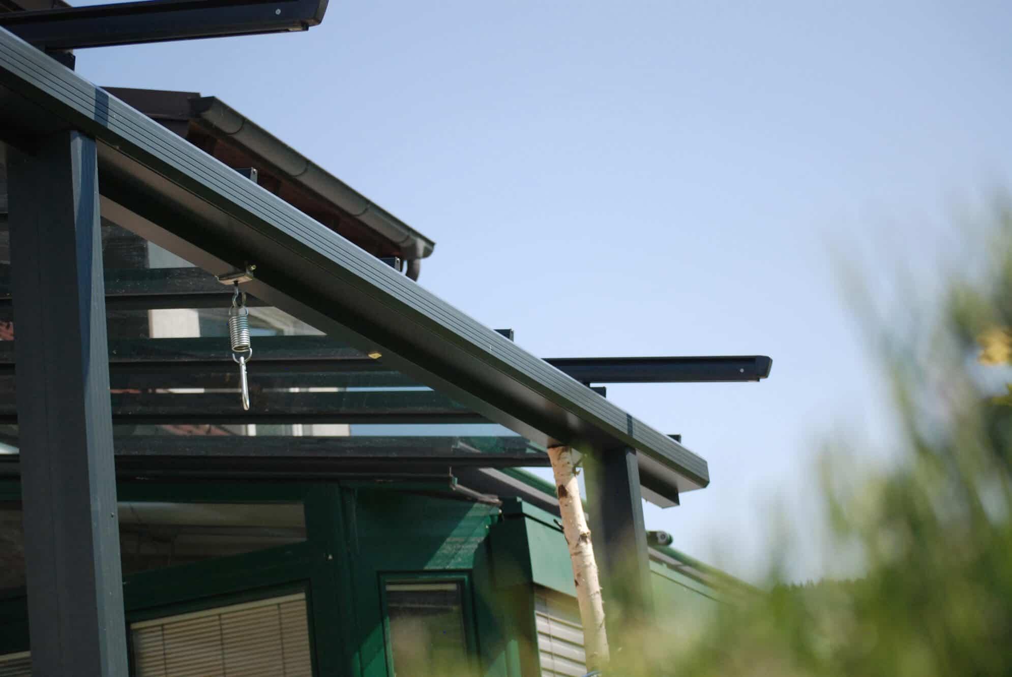 Kosten Terrassenüberdachung