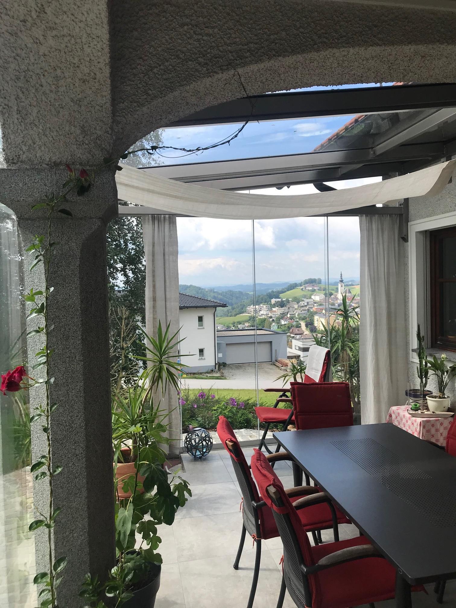 Maßgefertigte Wintergärten in Oberösterreich