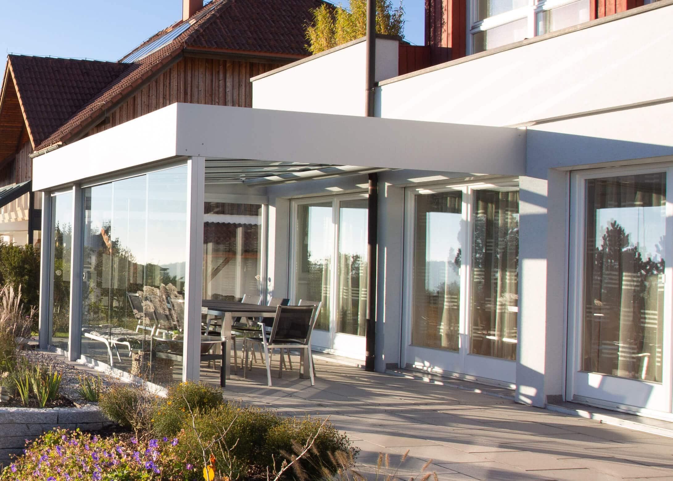 Moderne Wintergärten vom Hersteller in OÖ