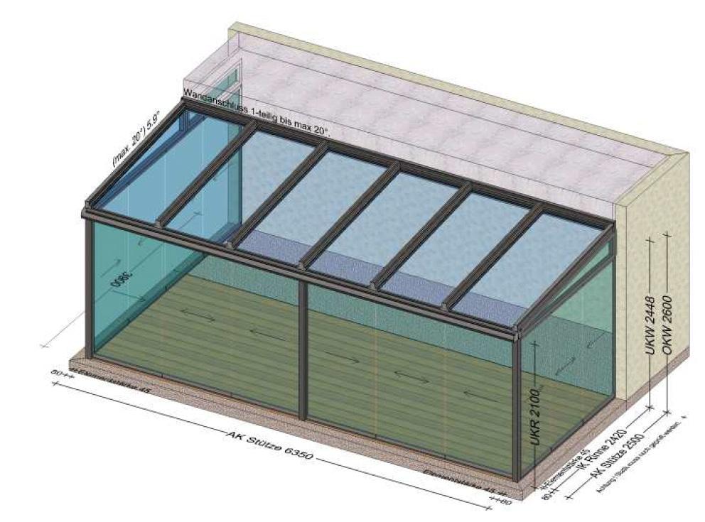 Planung von Sommergärten nach Maß - Beispiel - Planung