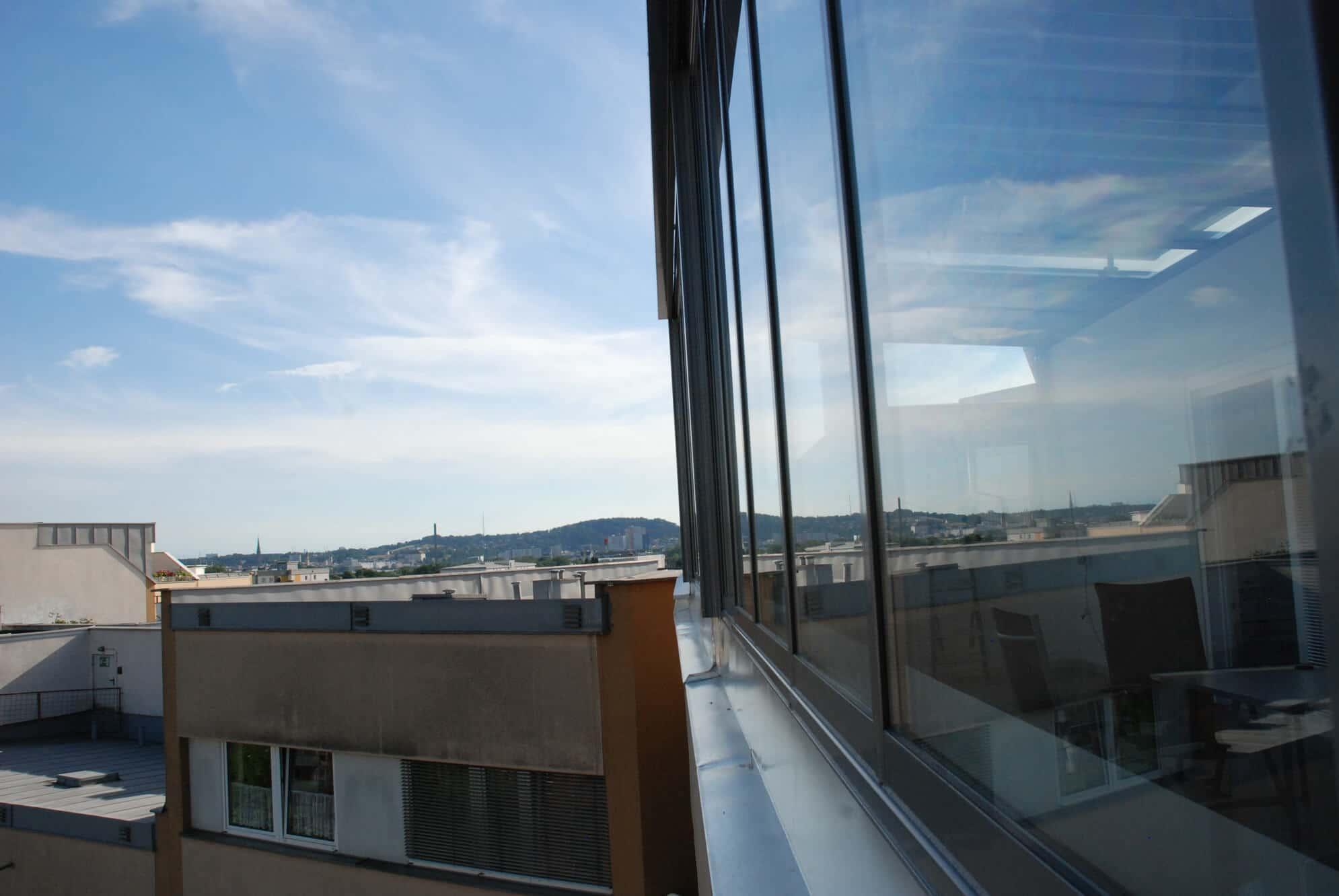 Sommergarten Schiebe-Dreh-Fenster