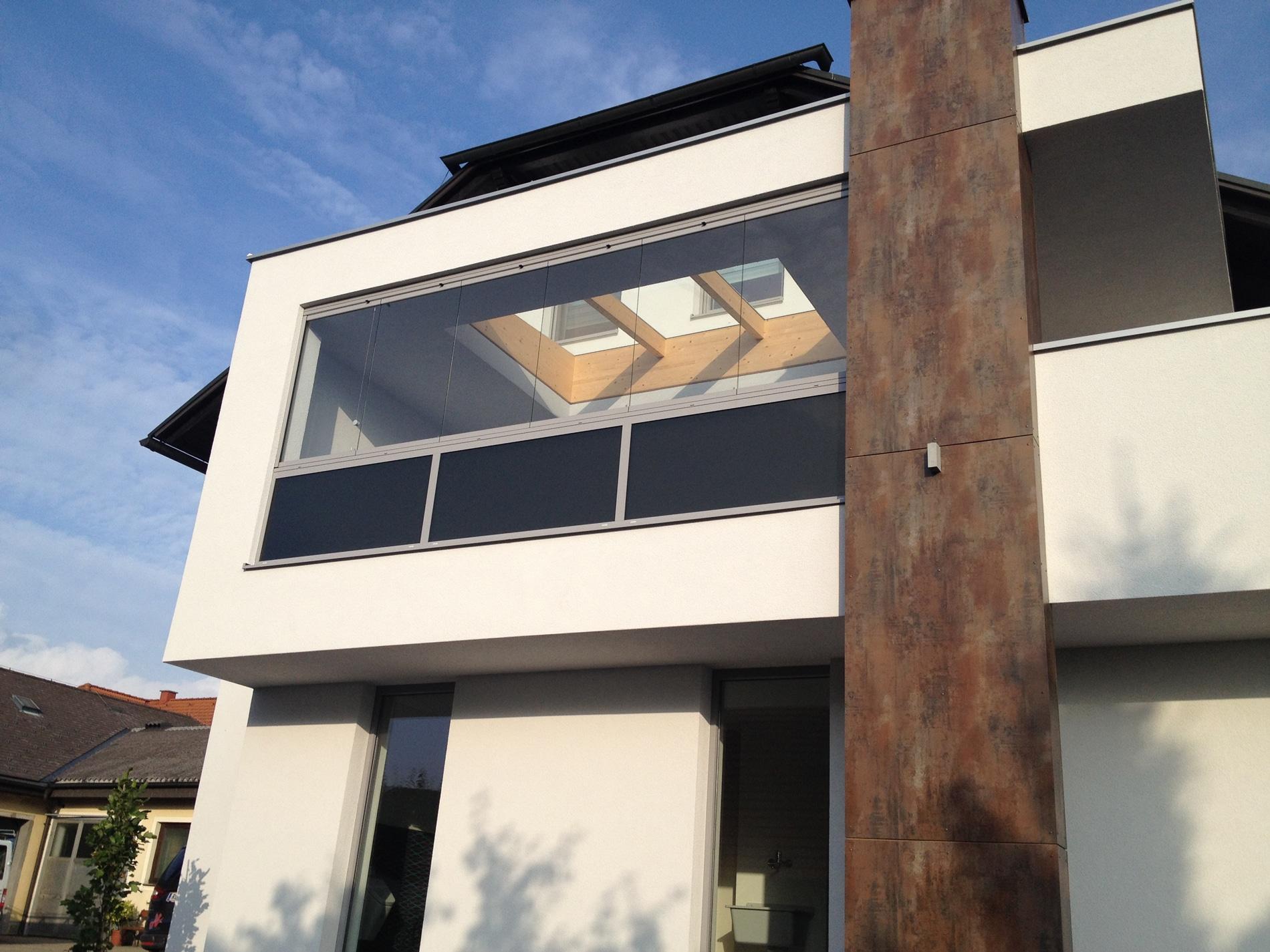 Sunflex Glas Falt Schiebesysteme