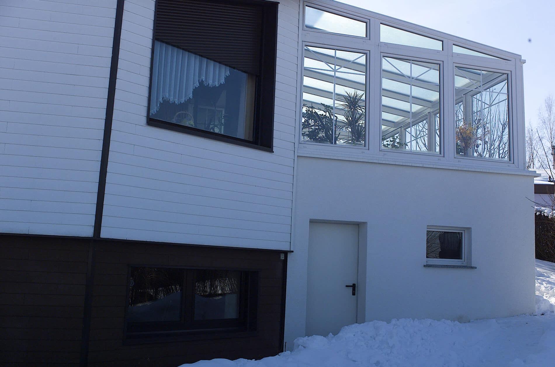 Terrasse als Wohnraum erweitern