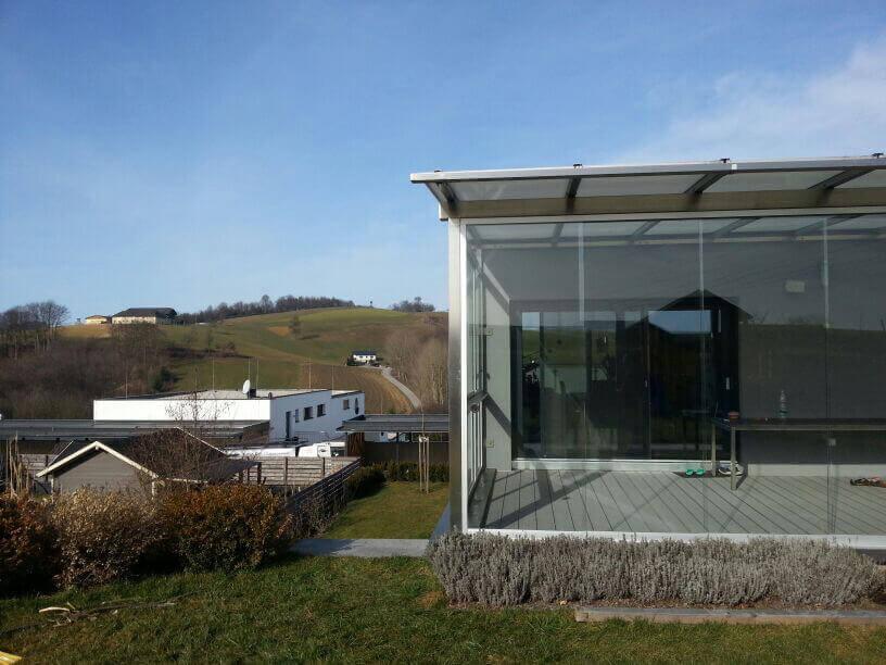 Terrassendach vom Hersteller Österreich