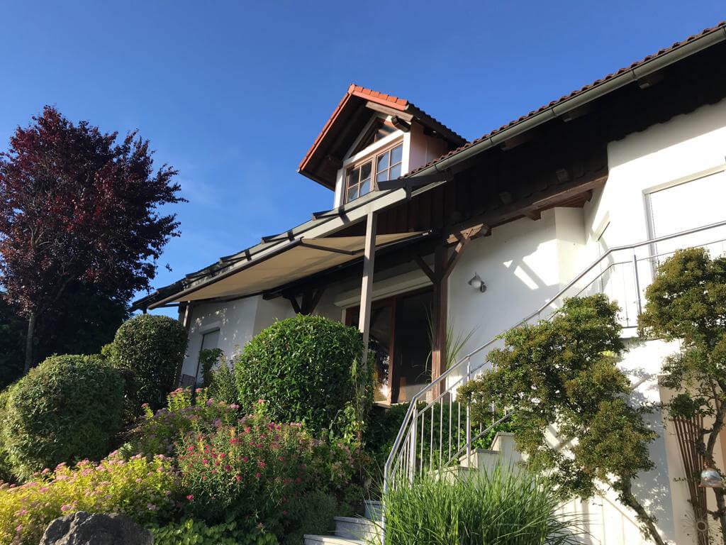Terrassenüberdachung mit Beschattung Oberösterreich
