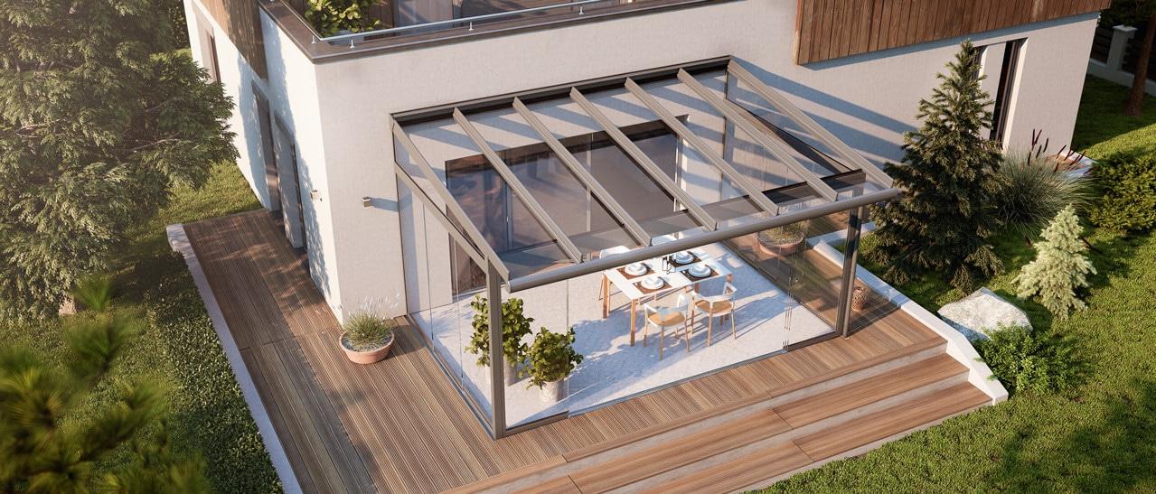 Terrassenüberdachungen nützliche Tipps