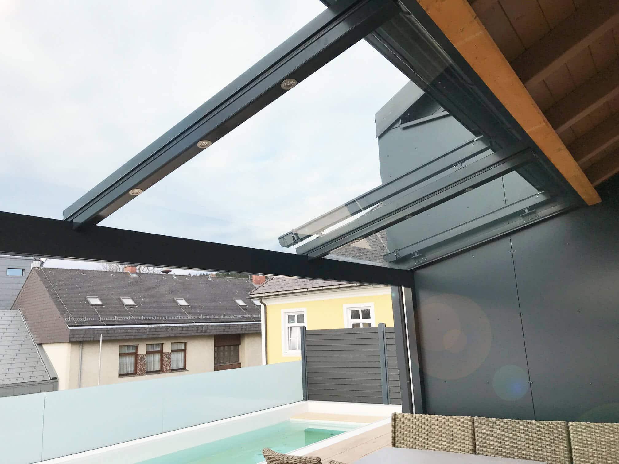 Terrassenüberdachung Österreich - St. Veit im Mühlkreis