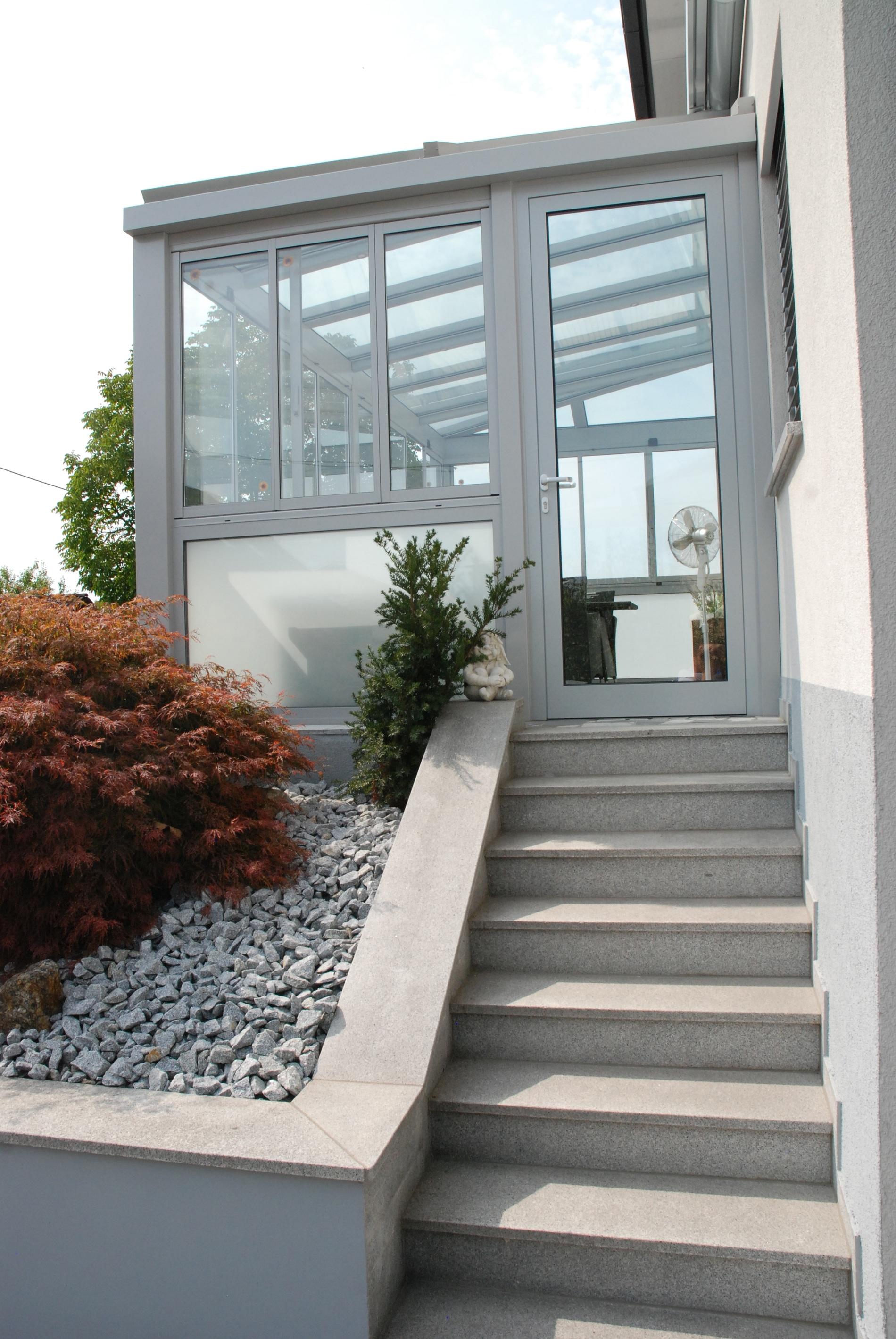 Türen für Wintergarten