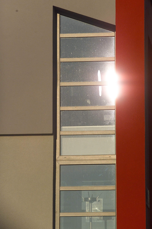 Verglasung für Stiegenhaus