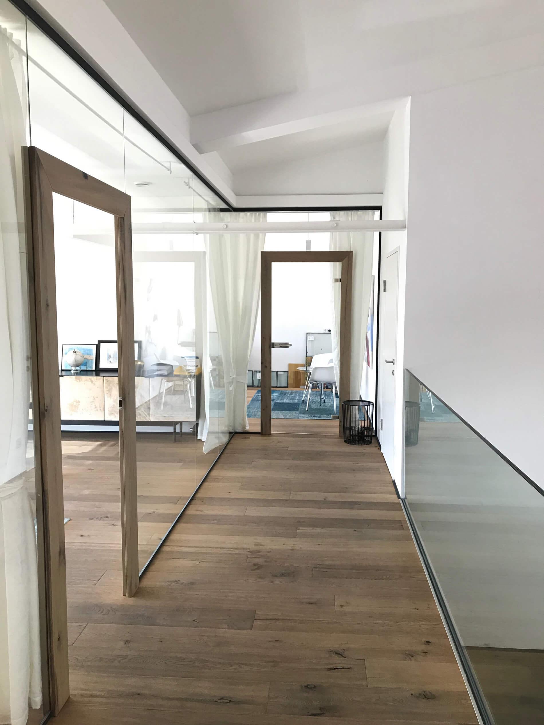 Verglasungen für den Innenbereich