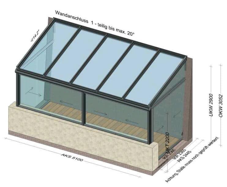 Wintergarten als Wohnraum - Ganzjärhig