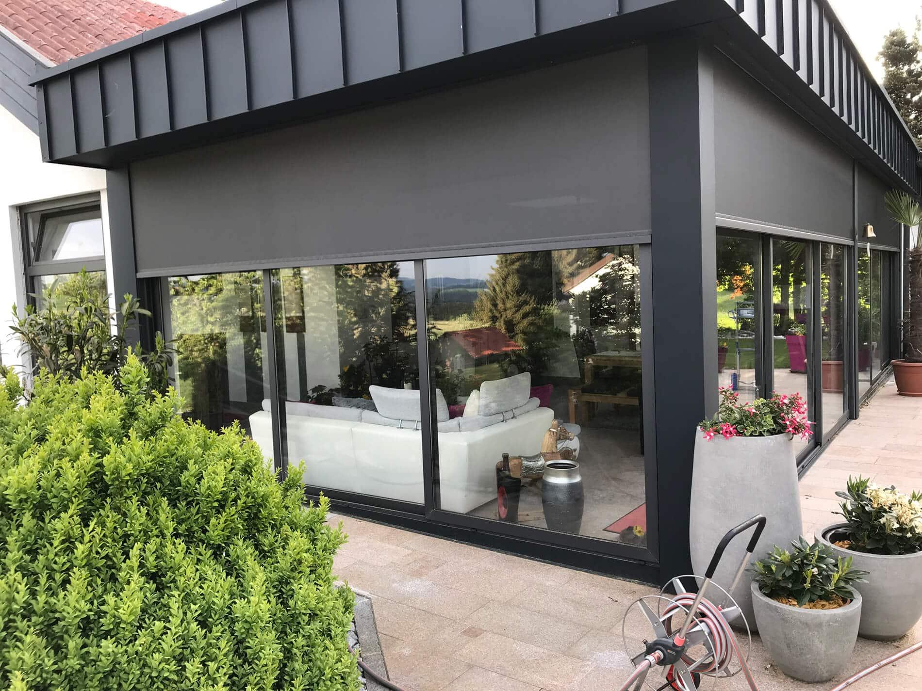 Wintergarten Anbau Ideen & Gestaltung