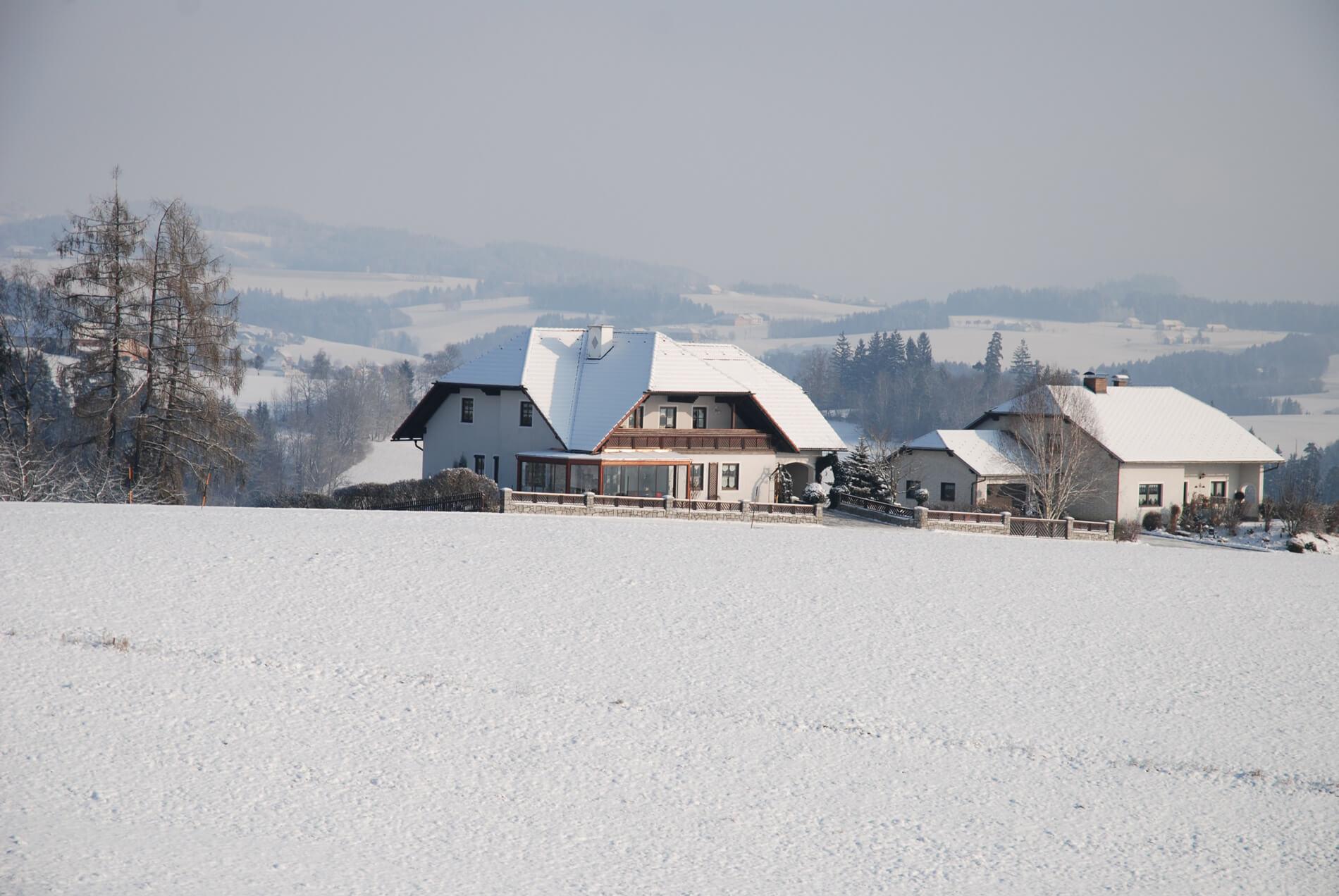 Wintergarten Anbau Terrasse