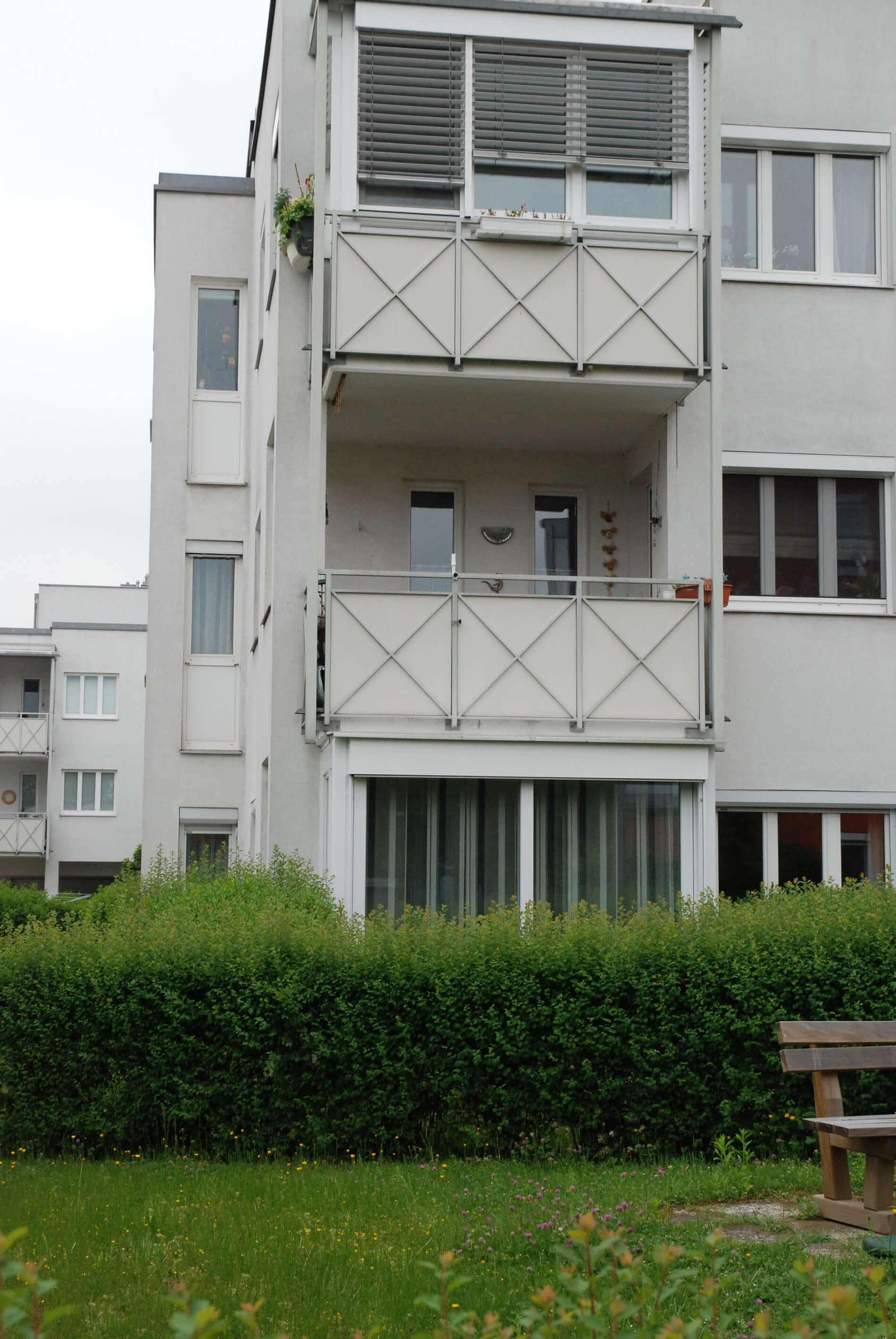 Wintergarten für Balkon - OÖ