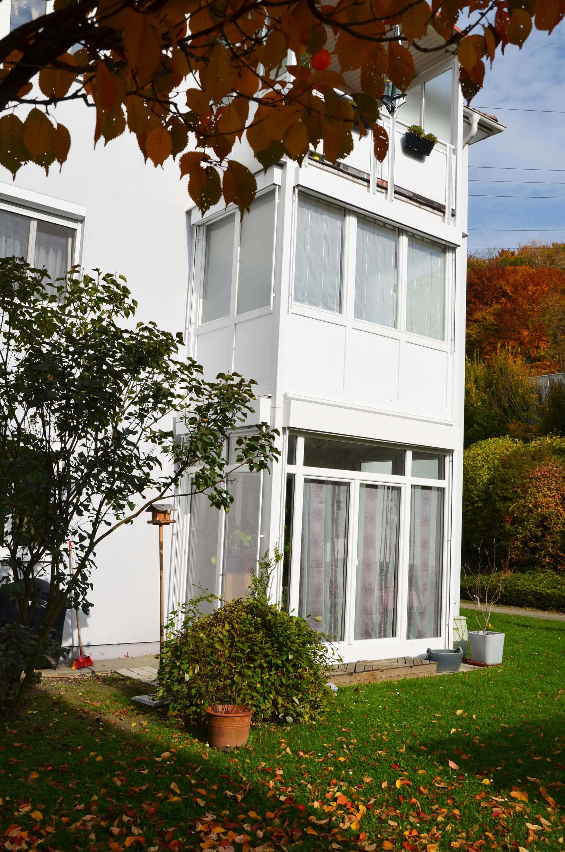 Wintergarten für Balkon