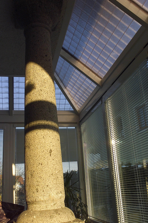Wintergarten mit Lichtbauelemente