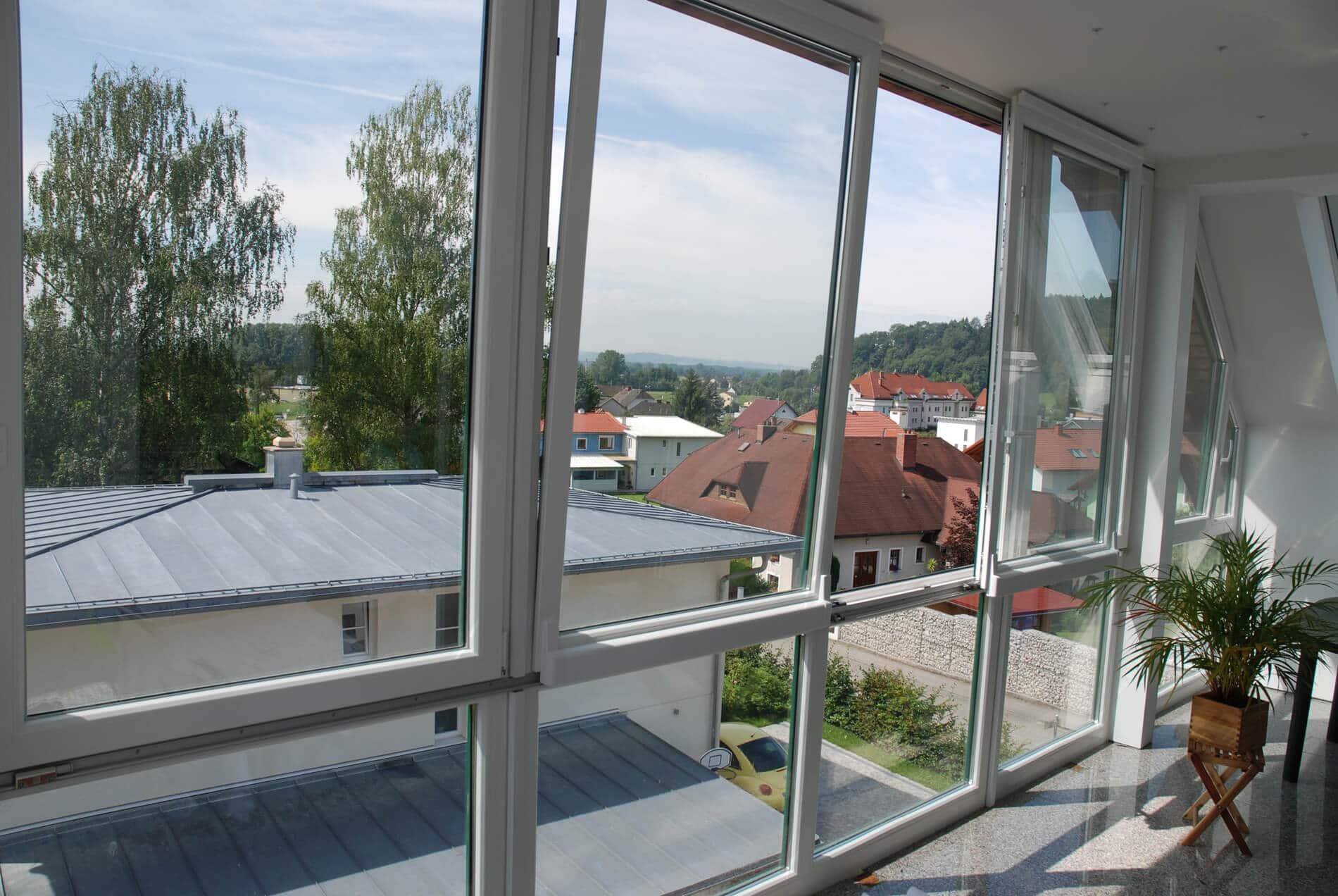 Wintergarten nach Maß für Dachgeschoß