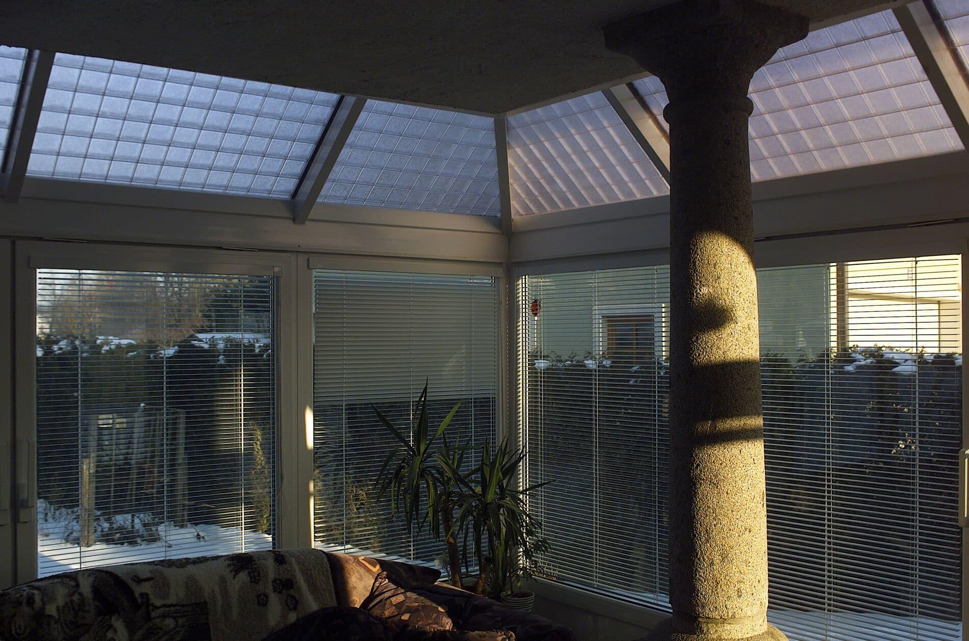 Wintergarten Polymer Lichtbauelemente