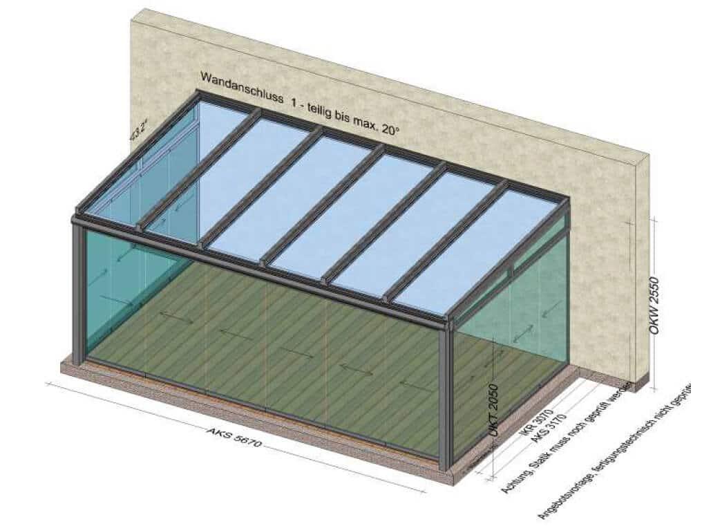 Wintergarten Systeme